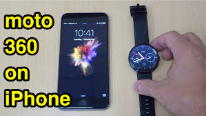 How to Setup ficial Android Wear on iPhone using Moto 360