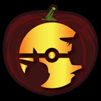 Pac Man Pumpkin Pattern by Pokemon Ash Pikachu Wheel Pumpkin Stencil Stoneykins Com