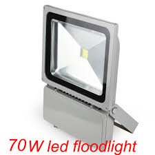 70w led spotlight ac110v 240v led flood light outdoor cob led wall