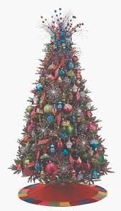 Sears Canada Pre Lit Christmas Trees by The 6 Hottest Colours For Christmas Tree Decor Brazenwoman