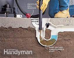 2 Floor Drain Backflow Preventer by How To Unclog A Drain U2014 Tips From The Family Handyman