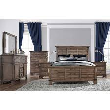 Evelyn 6 piece King Bedroom Set