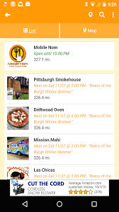 Amazon.com: Mobile Nom - Food Truck Finder: Appstore For Android Food Truck Directory Mobile Nom Truck Finder App Youtube Nova Scotia Association On Behance Love Food Trucks Theres An App For That Sa Competitors Revenue And Employees Owler Home Facebook Bot Messenger Chatbot Botlist Livin Lite Az Good Visit Milwaukee Trucks User Guide