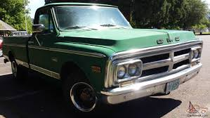 C10 C15 1967 1968 1969 1970 Chevy Truck Ck Survivor 71