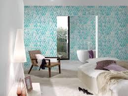 tapeten schlafzimmer blau caseconrad