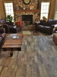 Rustic Wood Style Laminate