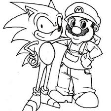 Mario And Sonic Pictures To Print