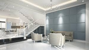 fotos wohnzimmer treppe high tech stil innenarchitektur