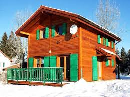 chalet for rent in lac des rouges truites iha 22647
