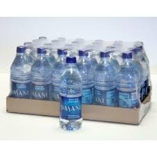 Dasani Water 24 20oz Case