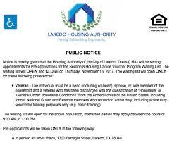 Good Housing Authority Waiting List Open Amazing 4 LHA
