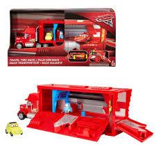 100 Disney Mack Truck Hauler Cars 3 Game Set Vehicle Car Mattel