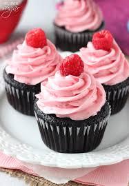 Raspberry Chocolate Cupcakes9