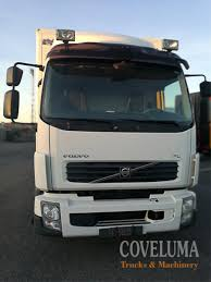 Used Volvo FL 240 Closed Box |Trucksnl.com