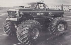 100 Bigfoot Monster Trucks BIGFOOT 3 BIGFOOT 4X4X4 Trucks Ford Trucks