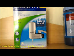 Brita Water Filter Faucet Walmart by Stop Wasting Money On Bottled Water And Filter Tap Water Instead