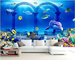Wall Mural Decals Beach by Articles With Ocean Creatures Wall Decals Tag Ocean Wall Mural