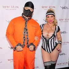 Heidi Klum Halloween by Heidi Klum U0027s Halloween Party Pictures 2016 Popsugar Celebrity