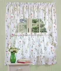 Country Curtains Greenville Delaware by 2 Pcs Charming Country Style Green Leaves Sheer Voile Curtain