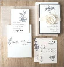 Inspirational Rustic Wedding Invitation Sets For Suite Printed