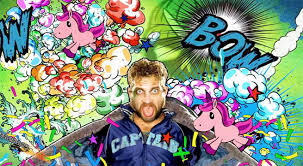 Suicide Squad Director Reveals Story Behind Boomerangs Pink Plush Unicorn