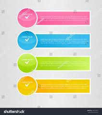 Modern Infographic Template Can Be Used For Banners Website Templates And Designs
