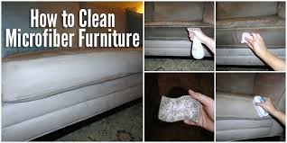 How to Clean Microfiber Furniture Cheaply