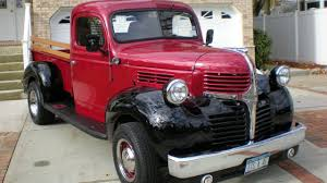 In The Garage: 1946 Dodge WC Half-ton Pickup | Newsday Roberts Motor Parts Ebay Stores Home Flowers Auto Wreckers Aftermarket Mortspage 46 Dodge Flatbed 1946 Truck47 Ford Truck Pinterest Pickup S34 Monterey 2016 Jim Carter 1945 Halfton Classic Car Photos Welcome To City Part Sources For The Power Wagon Restored With Dcm Classics Help Blog 391947 Trucks Hemmings News