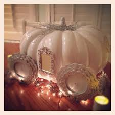 Diy Pumpkin Carriage Centerpiece by 14 Pieces Of Halloween Decor Every Disney Lover Needs Pumpkin