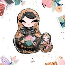 Do You Know The Matryoshka Doll ❤❤ Karamfilas Karamfila