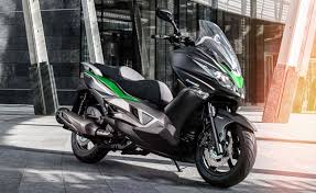 Kawasaki Announced Its All New Small Displacement Maxi Scooter Named J125 Along With