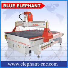 china low cost cnc woodwork machine large bed cnc wood cutting