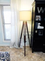 Surveyor Floor Lamp Tripod by I Love Lamp Do Or Diy