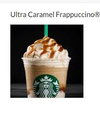 I Finally Got Around To Checking Out Starbucks Newest Special Drink The Ultra Caramel Frappuccino And Be Honest For Sweet Tooth Purveyor In All