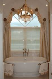 Design Bathroom Window Treatments by Pictures Of Window Treatments For Side By Side Arched Windows