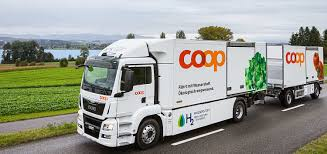 100 Fuel Cells For Trucks Cell Heavy Duty Already In Service And Providing Many