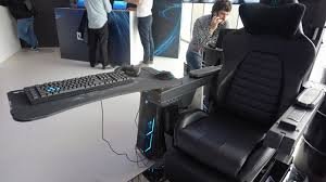 Acer's Thronos Is From A Future Where Gaming Chairs Have ...