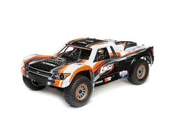 100 Losi Trucks Super Baja Rey 16 BindNDrive Electric Trophy Truck LOS05018