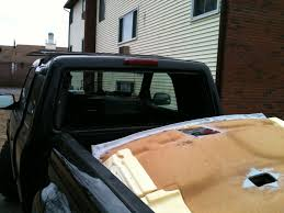 Fixing My Headliner Mistake - Ranger-Forums - The Ultimate Ford ... 905x60 23x150cm Ceiling Roof Ling Foam Backing Upholstery New Headliner Ford Truck Enthusiasts Forums Redneck Vin Of Truck With Light Grey Pewter Sunvisor Plastic Would Anybody Happen To Have A Headliner For Mk1 Rabbit 09 Badly Sagging Honda Ridgeline Owners Club Repair Headlinerrepair Rewrapped The American Flag Remove Trim Fixing My Mistake Rangerforums The Ultimate 1208lrmp13o1963cvrolettruckcustomheadliner Lowrider