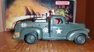 100 43 Chevy Truck Matchbox Models Of Yesteryear1941 Army Fire YYM351891