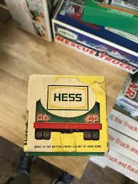 1964 Hess Truck Tanker With Funnel And Box | Aj Collectibles & More Hess Toy Trucks Mini Toys Buy 3 Get 1 Free Sale 1964 Hess Tanker Truck All Original Great Cdition 1849392991 Rays 2012 Vintage Marx Toy Tanker Mack Tank Truck Trailer W Box Tanker Truck 1725000816 For Sale In Nj 1969 Amerada Original Near Mint Hess With Funnel And Box Aj Colctibles More Pulls Wraps Off 50th Anniversary Holiday Toy Wfmz Tank Hong Kong 63500 Pclick 1st Wind Up Metal Car Nmib Works Best Example I