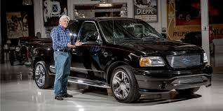 Leno's Harley-Davidson F-150 Sells For $200k | Ford Authority