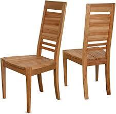 staboos 2er set esszimmerstühle holz ch03 stuhlset bestehend aus 2 stühlen polsterstuhl bis 130 kg holzstühle esszimmer küchenstühle holz