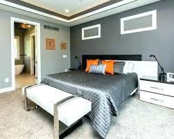 Dark Gray Accent Wall Blue Grey Dining Room
