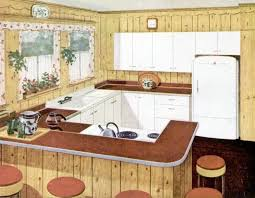 After The Kitchen Remodel Design Is Updated By A Decade And Since This Comes From GE Everything Electric First Stuff Refrigerator