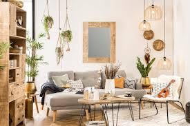 minimalismus trifft exotik scandi boho
