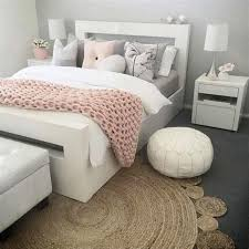 schlafzimmer ideen blush gray bedroom cloudy pics