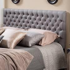 Skyline Grey Tufted Headboard by Tufted Headboard Bedroom Tufting Tufted Headboard Bedroom Tufted