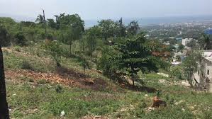 m canape plot of land for sale at canape vert haiti