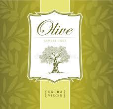 Download Olive Tree Olive Oil Vector Olive Tree For Labels Pack